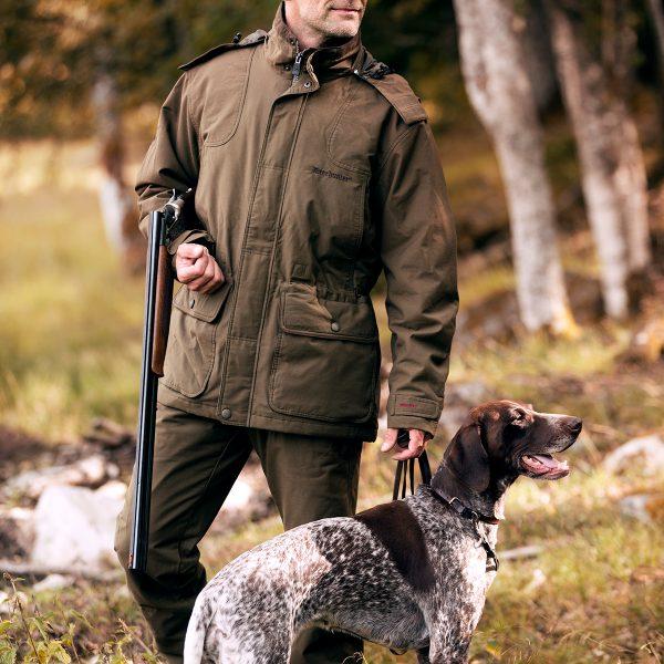 Deerhunter Highland Long Jacket, Outdoor Deerhunter ...